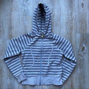 LULULEMON | Remix Scuba Hoodie Parallel Stripe